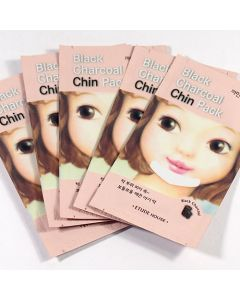 Etude House Black Charcoal Chin Pack 0.6g x 5