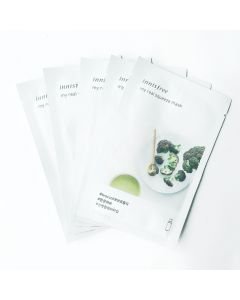 Innisfree My Real Squeeze Mask Broccoli 20ml x 5