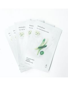 Innisfree My Real Squeeze Mask Cucumber 20ml x 5
