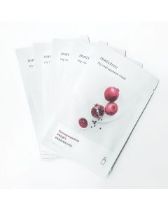 Innisfree My Real Squeeze Mask Pomegranate 20ml x 5