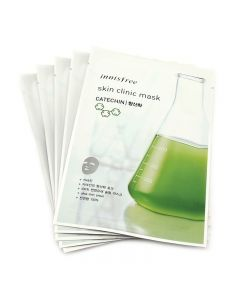 Innisfree Skin Clinic Mask Catechin 20ml x 5