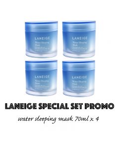 Laneige Water Sleeping Mask 70ml x 4