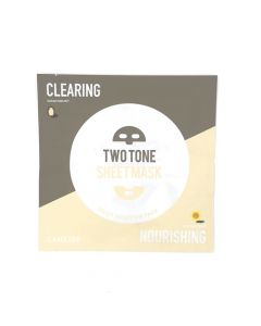 Laneige Two Tone Clearing Nourishing Sheet Mask 28g x 5