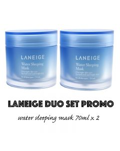 Laneige Water Sleeping Mask Duo 70ml x 2